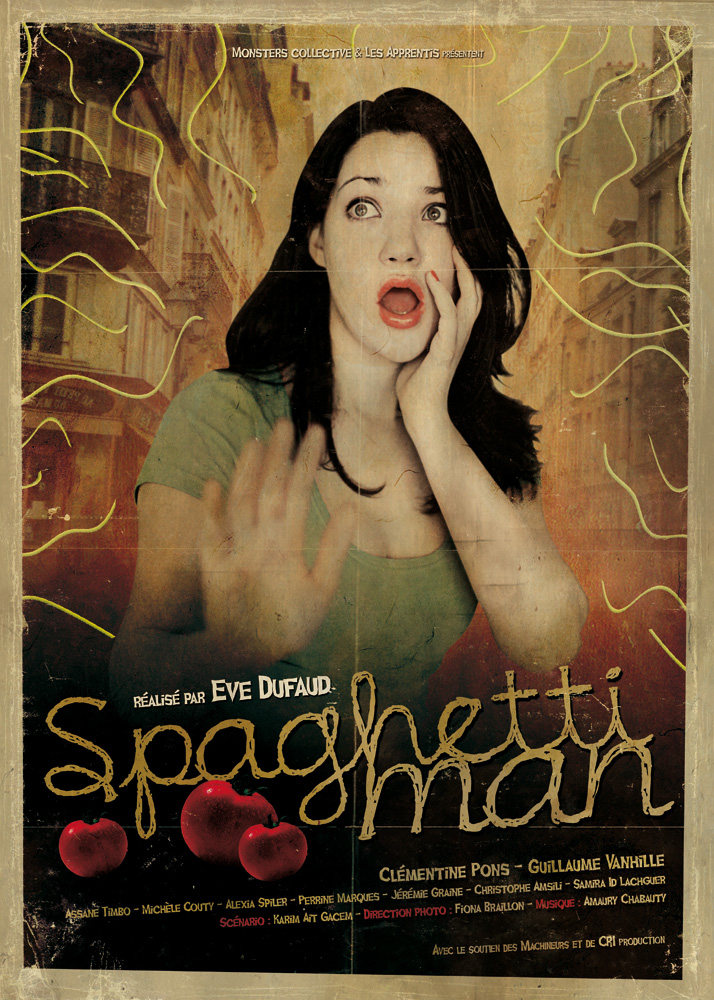 Affiche-Spaghetti-Man